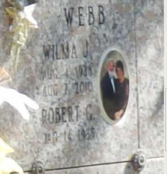 WEBB, WILMA - Sacramento County, California | WILMA WEBB - California Gravestone Photos