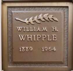 WHIPPLE, WILLIAM - Sacramento County, California | WILLIAM WHIPPLE - California Gravestone Photos