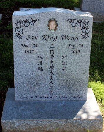 WONG, SAU KING - Sacramento County, California | SAU KING WONG - California Gravestone Photos