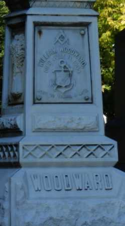 WOODWARD, WILLIAM - Sacramento County, California | WILLIAM WOODWARD - California Gravestone Photos