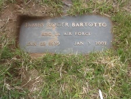 BARTOTTO, JAMES ROGER - San Diego County, California | JAMES ROGER BARTOTTO - California Gravestone Photos