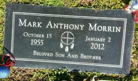MORRIN, MARK ANTHONY - San Diego County, California | MARK ANTHONY MORRIN - California Gravestone Photos