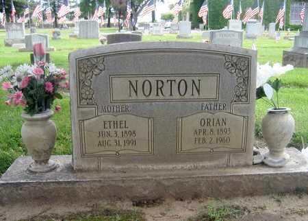 NORTON, ORIAN - San Joaquin County, California | ORIAN NORTON - California Gravestone Photos
