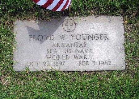 YOUNGER, FLOYD W. - San Joaquin County, California | FLOYD W. YOUNGER - California Gravestone Photos