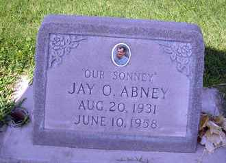 ABNEY, JAY OLIVER - Sutter County, California | JAY OLIVER ABNEY - California Gravestone Photos