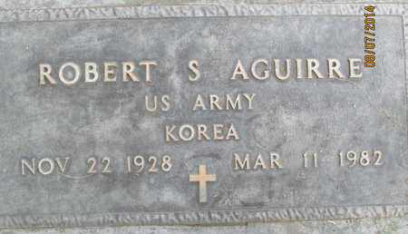 AGUIRRE, ROBERT SANDOVAL - Sutter County, California | ROBERT SANDOVAL AGUIRRE - California Gravestone Photos