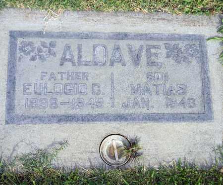 ALDAVE, EULOGIO CIAURREZ - Sutter County, California | EULOGIO CIAURREZ ALDAVE - California Gravestone Photos