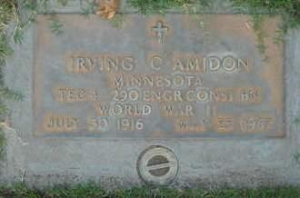 AMIDON, IRVING C. - Sutter County, California | IRVING C. AMIDON - California Gravestone Photos