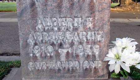 APPLEGARTH, ALBERT E. - Sutter County, California | ALBERT E. APPLEGARTH - California Gravestone Photos