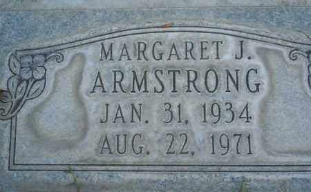 ARMSTRONG, MARGARET JANETTE - Sutter County, California | MARGARET JANETTE ARMSTRONG - California Gravestone Photos