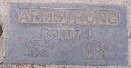 ARMSTRONG, ROBERT J. - Sutter County, California | ROBERT J. ARMSTRONG - California Gravestone Photos
