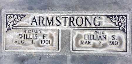 ARMSTRONG, LILLIAN SARAH - Sutter County, California | LILLIAN SARAH ARMSTRONG - California Gravestone Photos