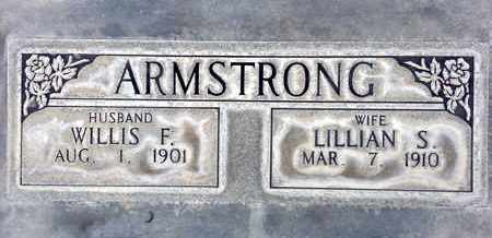 ARMSTRONG, LILLIAN SARAH - Sutter County, California | LILLIAN SARAH ARMSTRONG - California Gravestone Photos