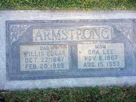 ARMSTRONG, ORA LEE - Sutter County, California | ORA LEE ARMSTRONG - California Gravestone Photos