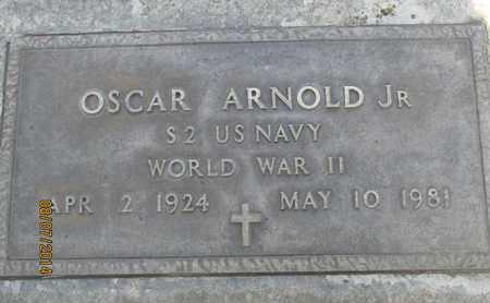 ARNOLD, JR., OSCAR - Sutter County, California | OSCAR ARNOLD, JR. - California Gravestone Photos