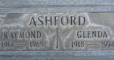 ASHFORD, FOREST RAYMOND - Sutter County, California | FOREST RAYMOND ASHFORD - California Gravestone Photos