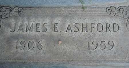 ASHFORD, JAMES EDWARD - Sutter County, California   JAMES EDWARD ASHFORD - California Gravestone Photos