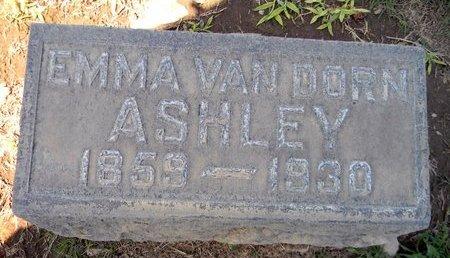 ASHLEY, EMMA - Sutter County, California | EMMA ASHLEY - California Gravestone Photos