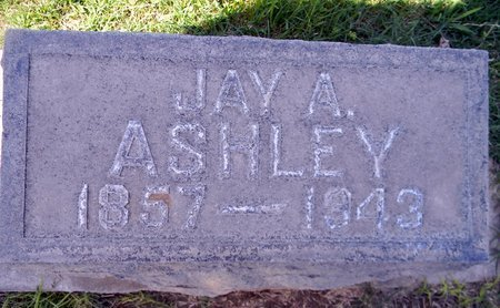 ASHLEY, JAY A. - Sutter County, California | JAY A. ASHLEY - California Gravestone Photos