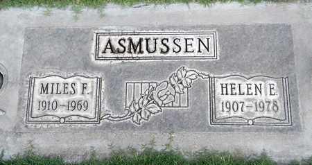 ASMUSSEN, MILES FAULK - Sutter County, California   MILES FAULK ASMUSSEN - California Gravestone Photos