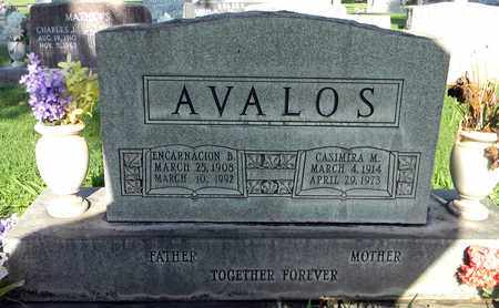 AVALOS, CASIMIRA M. - Sutter County, California | CASIMIRA M. AVALOS - California Gravestone Photos