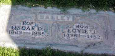 BAGLEY, DAVID OSCAR - Sutter County, California | DAVID OSCAR BAGLEY - California Gravestone Photos