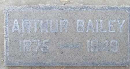 BAILEY, ARTHUR - Sutter County, California | ARTHUR BAILEY - California Gravestone Photos
