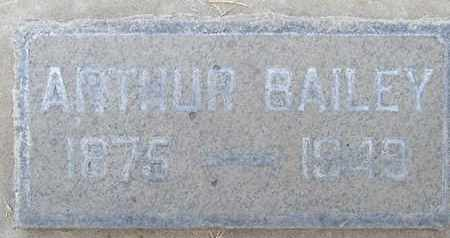 BAILEY, ARTHUR - Sutter County, California | ARTHUR BAILEY - California Gravestone Photos