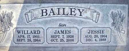 BAILEY, JESSIE ESTELLE - Sutter County, California | JESSIE ESTELLE BAILEY - California Gravestone Photos