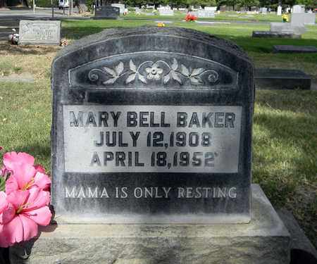 BAKER, MARY BELL - Sutter County, California | MARY BELL BAKER - California Gravestone Photos
