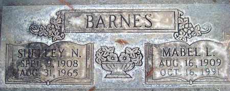 BARNES, MABEL L. - Sutter County, California | MABEL L. BARNES - California Gravestone Photos