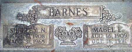 BARNES, MABEL L. - Sutter County, California | MABEL L. BARNES - California Gravestone Photos