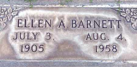 BARNETT, ELLEN AFENA - Sutter County, California | ELLEN AFENA BARNETT - California Gravestone Photos