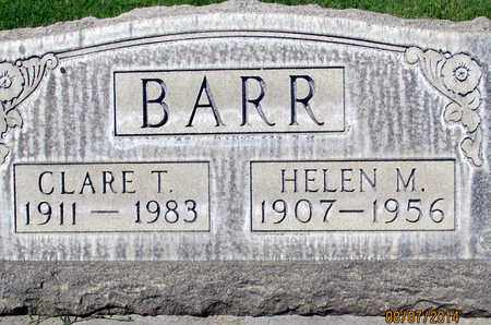 BARR, CLARENCE THOMPSON - Sutter County, California | CLARENCE THOMPSON BARR - California Gravestone Photos