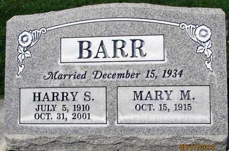 BARR, MARY M. - Sutter County, California | MARY M. BARR - California Gravestone Photos