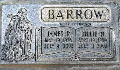 BARROW, JAMES ROBERT - Sutter County, California | JAMES ROBERT BARROW - California Gravestone Photos