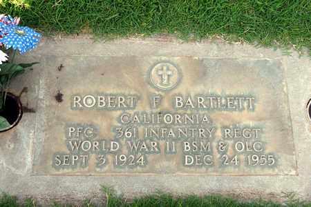 BARTLETT, ROBERT FRANK - Sutter County, California | ROBERT FRANK BARTLETT - California Gravestone Photos