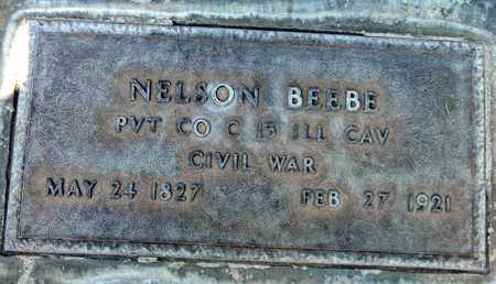 BEEBE, NELSON - Sutter County, California | NELSON BEEBE - California Gravestone Photos