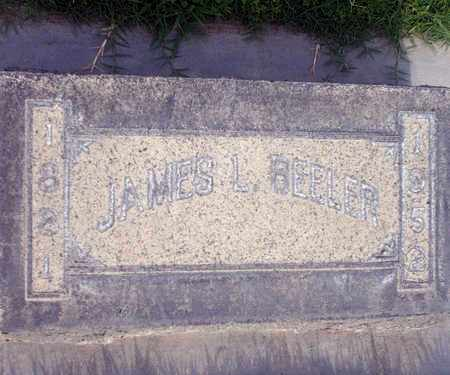 BEELER, JAMES L. - Sutter County, California | JAMES L. BEELER - California Gravestone Photos