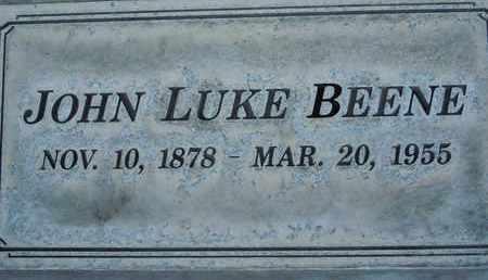 BEENE, JOHN LUKE - Sutter County, California | JOHN LUKE BEENE - California Gravestone Photos