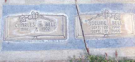 BELL, CHARLES H. - Sutter County, California   CHARLES H. BELL - California Gravestone Photos