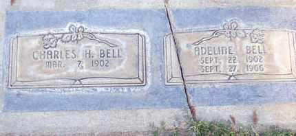 BELL, ADELINE - Sutter County, California | ADELINE BELL - California Gravestone Photos