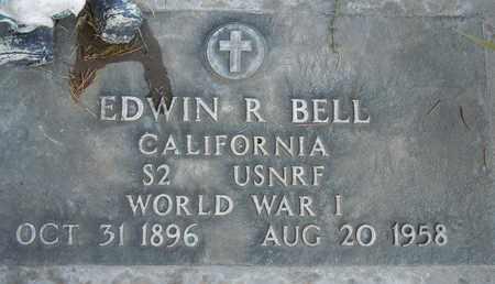 BELL, EDWIN RUTHVEN - Sutter County, California | EDWIN RUTHVEN BELL - California Gravestone Photos