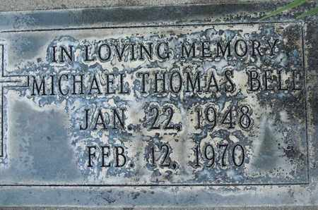 BELL, MICHAEL THOMAS - Sutter County, California | MICHAEL THOMAS BELL - California Gravestone Photos