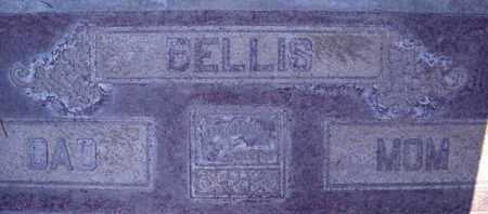 BELLIS, JESSE H. - Sutter County, California | JESSE H. BELLIS - California Gravestone Photos
