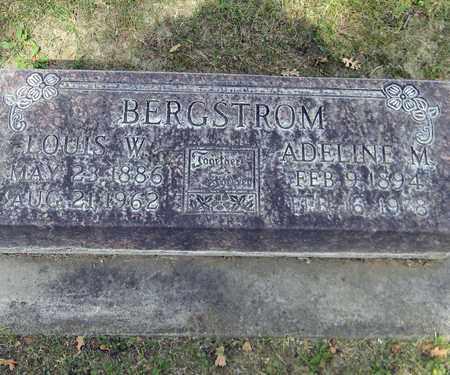 BERGSTROM, LOUIS W. - Sutter County, California   LOUIS W. BERGSTROM - California Gravestone Photos