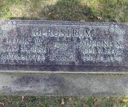 BERGSTROM, ADELINE MARCIA - Sutter County, California | ADELINE MARCIA BERGSTROM - California Gravestone Photos