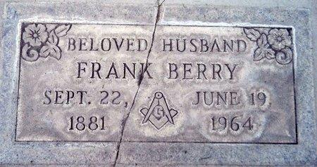 BERRY, FRANK O. - Sutter County, California   FRANK O. BERRY - California Gravestone Photos