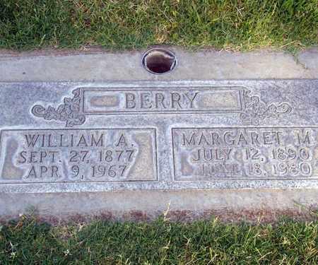BERRY, MARGARET M. - Sutter County, California | MARGARET M. BERRY - California Gravestone Photos