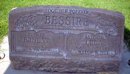 BESSIRE, ERNEST - Sutter County, California | ERNEST BESSIRE - California Gravestone Photos
